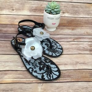 2d61954bdb7833 Women s Chinese Laundry Jelly Sandals on Poshmark